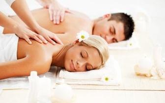 Venha fazer uma massagem de relaxamento a -50%