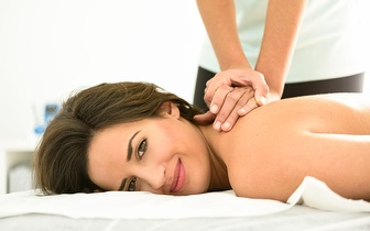 Massagem de Relaxamento ao Corpo Inteiro por 25€ na Póvoa de Santa Iria!