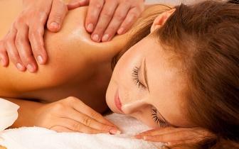 Massagem de Relaxamento ao Corpo Inteiro por 15€ em Paço de Arcos!