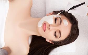 Limpeza de Pele Profunda c/ Máscara de Colagénio e Ácido Hialurónico + Lifting Facial Fotónica por 29€ no Centro de Gaia!