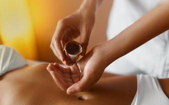 Massagem Ayurvédica ao Corpo Inteiro por 19€ em Queluz!