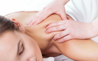 Massagem Terapêutica por 15€ na Pontinha!