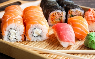 All You Can Eat de Sushi ao Jantar por 10,90€ no Alvaláxia!