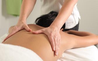 Sessão de Fisioterapia: Massagem Terapêutica por 19€ em Almada!