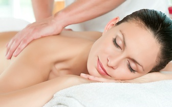 Massagem de Relaxamento ao Corpo Inteiro + Limpeza Facial com Máscara de Oxigénio por 25€ junto à Quinta das Conchas!