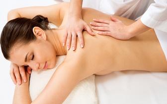 Massagem de Relaxamento ao Corpo inteiro por 19€ em São João do Estoril!