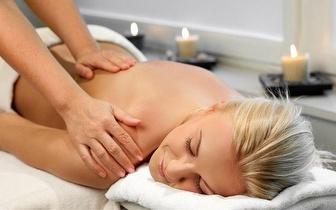 Massagem de Relaxamento no Corpo todo por apenas 13€ em Gaia!