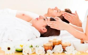 Massagem de Casal ao Corpo Inteiro com Ritual de Chá por 29€ em Alverca do Ribatejo!