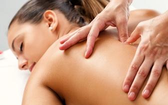 Massagem de Relaxamento ao Corpo Inteiro de 60min por 25€ nas Laranjeiras!