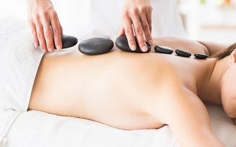 Massagem com Velas ou Pedras Quentes de 45 Minutos por 19€ em Odivelas!