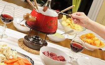 Menu Completo de Fondue Misto de Carnes para 2 Pessoas por 34€ na Póvoa de Varzim!