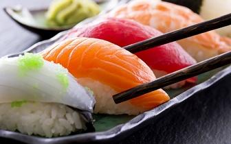 All You Can Eat de Comida Japonesa, Chinesa e Coreana ao Almoço por 8,25€ em Telheiras!