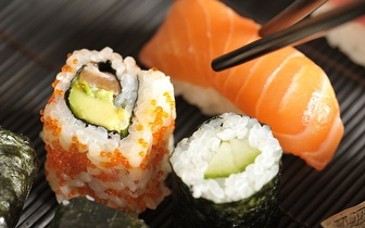 All You Can Eat de Sushi ao Jantar por 15,95€ na Graça!