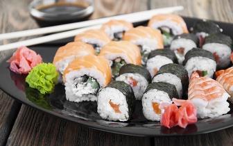 Sushi com 30% de Desconto sobre a Ementa ao Jantar na Graça!