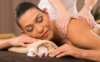 Massagem de Aromaterapia de 45min ao Corpo Inteiro por 15€ na Estefânia!