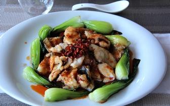 Comida Oriental Chinesa com 40% de Desconto sobre a Ementa ao Almoço no Parque das Nações!