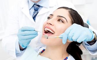 Limpeza Dentária: Check-up + Plano de Tratamentos + Destartarização Bimaxilar + Pasta Dentífrica em Odivelas!