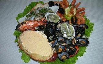 Mariscada ao Almoço para 2 pessoas por 35€, em Torres Vedras!