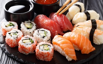 All You Can Eat de Sushi por 8,95€ ao Jantar no Parque das Nações!