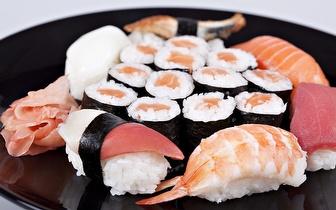 All You Can Eat de Sushi ao Almoço por 11€ na Infante Santo!