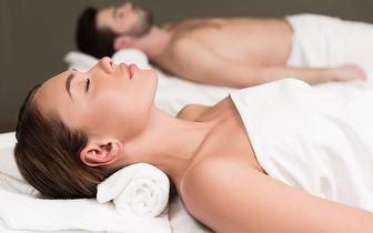 Massagem de Relaxamento para Casal com Ritual de Chá e Aromoterapia + Reflexologia + Massagem Champi por 59€ em Algueirão!
