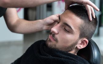 Corte de Cabelo Masculino + Barba por 6€ no Centro Comercial da Portela!