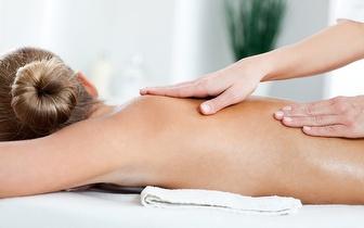 Massagem de Relaxamento de 30min às Costas e Rosto por 19€ nos Restauradores!
