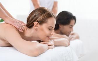 Massagem de Relaxamento para Casal ao Corpo Inteiro de 30min por 56€ nas Laranjeiras!