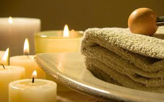 Massagem de Corpo Inteiro (45min) com Aromaterapia!