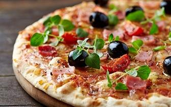 Sábado ao Almoço: Rodízio de Pizza + Bebida à Discrição por 8,40€ em Benfica!