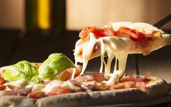 Entrega ao Domicílio: Pizzas com 10% de Desconto Sobre Toda a Ementa!