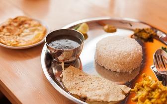 Menu Nepalês ao Almoço por 9,50€ no Campo Pequeno!