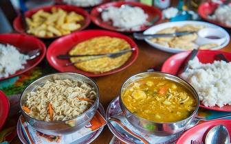 Menu Nepalês ao Jantar por 9,50€ no Campo Pequeno!
