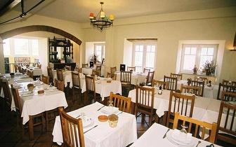"""Um delicioso Menu de 14,4€, num restaurante """"declarado de interesse para o turismo""""!"""