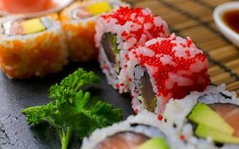 Sushi com 30% de Desconto Sobre a Ementa ao Jantar em Sintra!