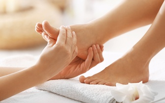 Spa Mãos e Pés: Massagem com Aromaterapia por 15€ em Algés!