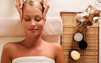 Massagem Craniofacial com Aromaterapia por 15€ em Algés!