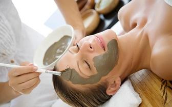 Para o Rosto: Limpeza com Aplicação de Máscara + Esfoliação + Hidratação por 9,90€ em Palmela!
