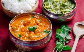 Comida Nepalesa com 30% de Desconto Sobre a Ementa ao Almoço no Areeiro!