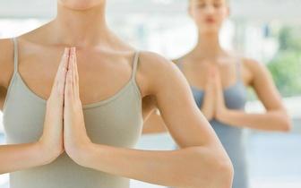 Aulas de Yoga e Pilates por 35€ em vez de 108€!