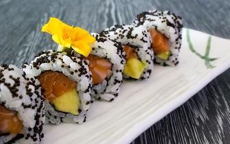 Sushi: Combinado de 20 Peças ao Jantar por 12€ na Amora!