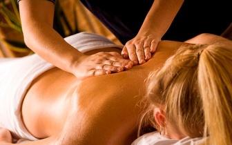 Massagem de Relaxamento ao Corpo Inteiro por 15€ em Rio Tinto!