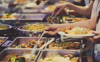 Buffet de Comida Portuguesa + Bebida à Discrição ao Almoço por 11€ em Almada!