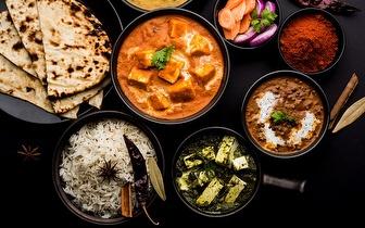 Menu de Comida Nepalesa e Indiana para 2 Pessoas por 22€ ao Almoço em Arroios!