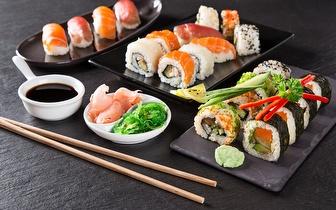 All You Can Eat de Sushi ao Almoço por 9,90€ em São Domingos de Rana!