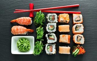 All You Can Eat de Sushi ao Jantar por 12,90€ em São Domingos de Rana!