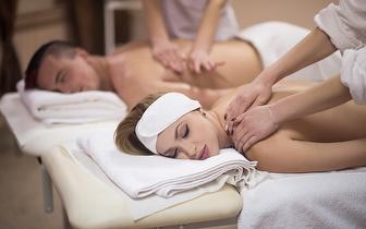 Massagem de Relaxamento para Casal de 60min com Ritual de Chá por 69€ nas Laranjeiras!