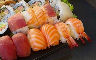 Fim de Semana: All You Can Eat de Sushi ao Jantar por 15,90€ em Cascais!