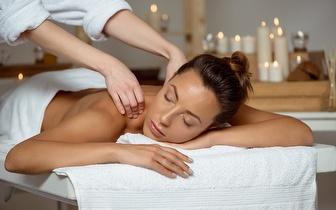 Massagem de Relaxamento ao Corpo Inteiro de 60min por 18€ em Algés!