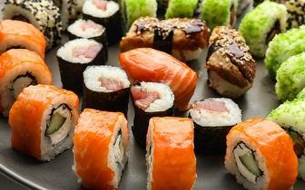 All You Can Eat de Sushi ao Jantar por 12€ em São Domingos de Rana!
